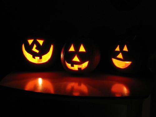 Pumpor Halloween