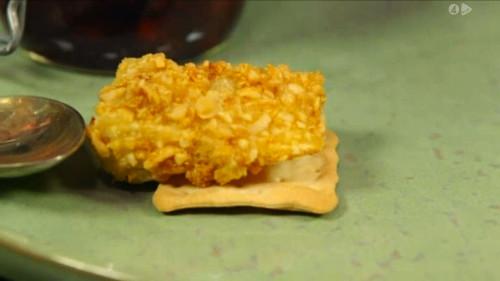 Friterad camembert i Mitt Kök