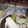 Tryffelbrie och tryffelpecorino